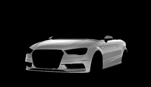 Цвета кузова A3 Cabriolet