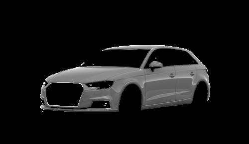 Цвета кузова A3 Sportback