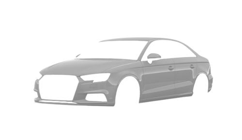 Цвета кузова A3 Sedan