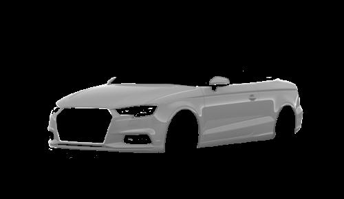����� ������ A3 Cabriolet